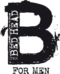 logo b4men black